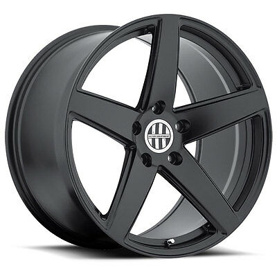 "Victor Equipment Baden Black 20"" wheels rims 911/997/996 Cayman Carrera Turbo"