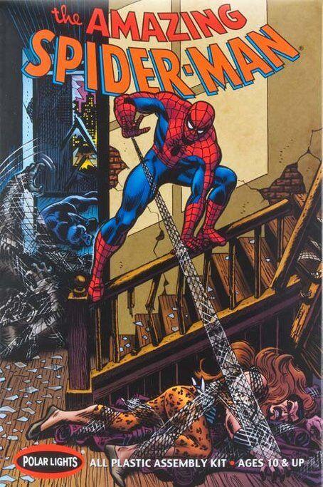 Spider-Man Diorama (disfrazadas)  Libro De Historietas