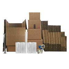 Uboxes Wardrobe Moving Kit 5 57 Medium Large Xl Boxes Amp Moving Supplies