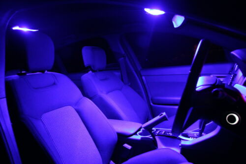 Holden VE Commodore Sedan Blue LED Interior Light Conversion Kit