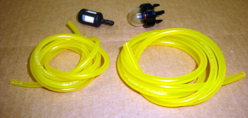 188-512-1KIT Primer Bulb 6616 6617 Fuel Lines ZF-1 Fuel Filter 2-Cycle