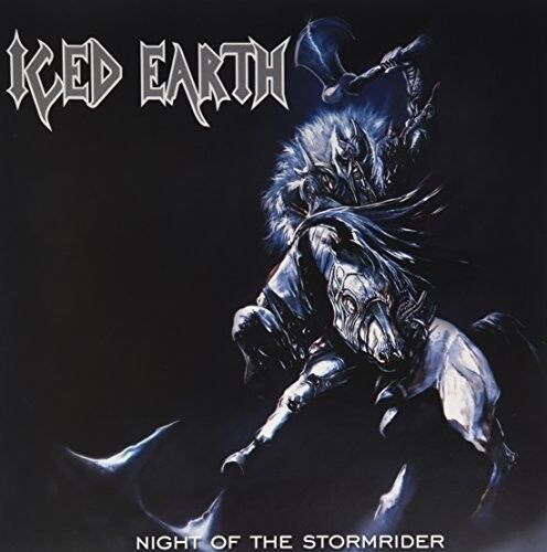 Iced Earth - Night of the Stormrider [New Vinyl] Gatefold LP Jacket, Reissue