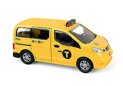 Daron NYC 2017 Nissan Nv200 Yellow Medallion Taxi for sale online | eBay