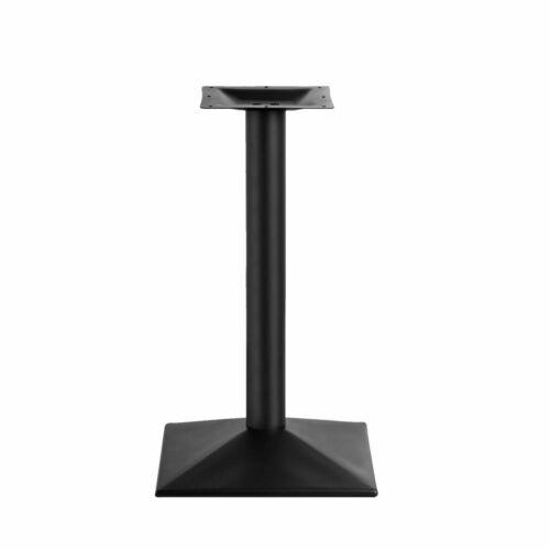 B-Ware Tischgestell 72cm Tischfuß Tisch Tischbein Bistro Gastro Untergestell