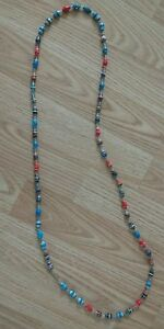 New-Ladies-Necklace-African-Beads-Fair-Trade