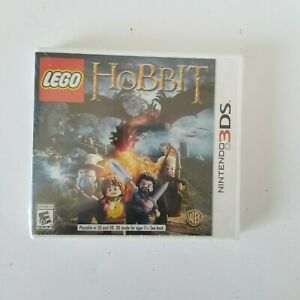 Nintendo-3DS-Lego-The-Hobbit-BRAND-NEW-sealed-cartridge