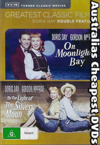 On-Moonlight-Bay-By-The-Light-Bay-DVD-NEW-FREE-POSTAGE-WITHIN-AUST-REG-ALL