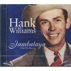 Hank Williams Jambalaya on The Bayou CD FREEPOST