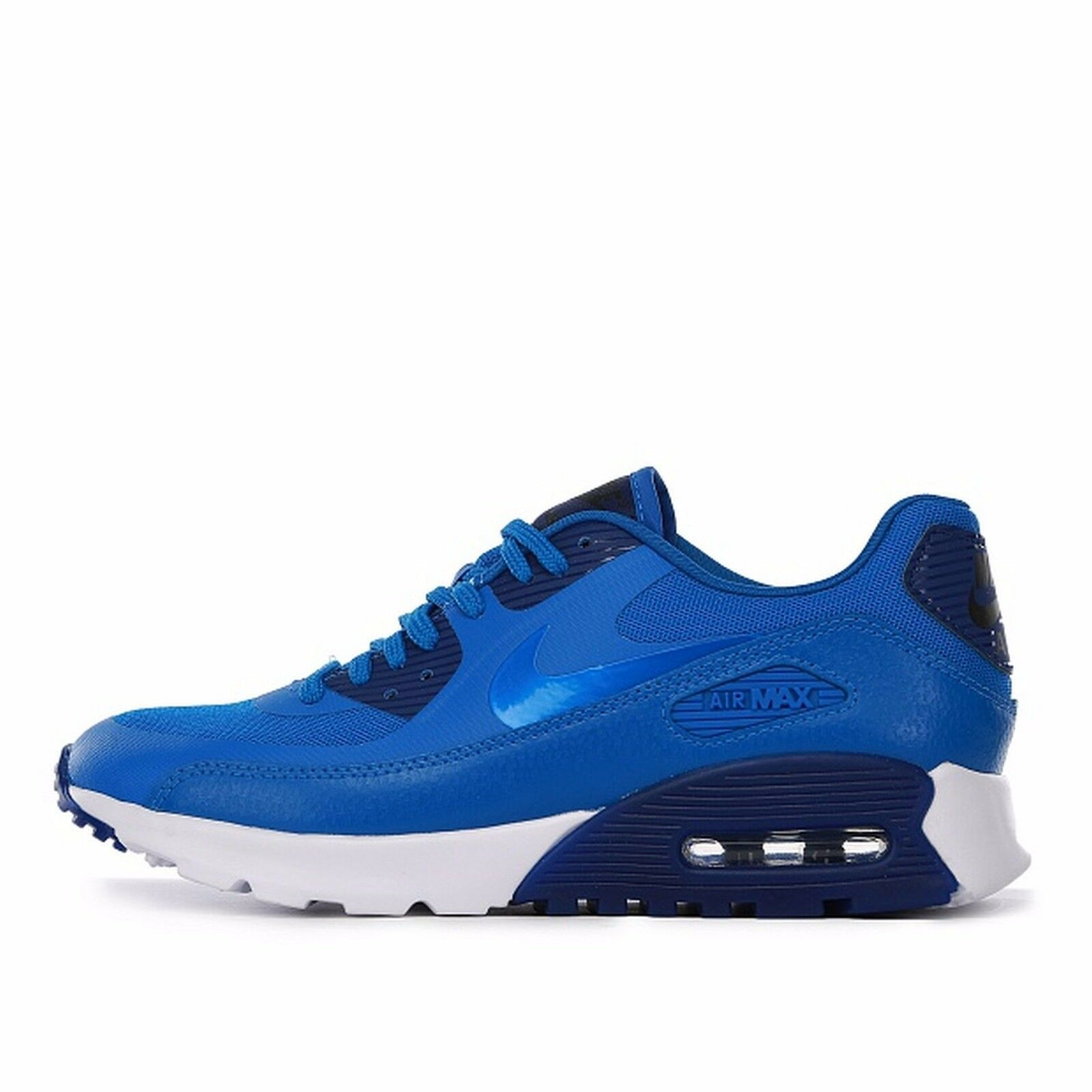 Nike Air Max 90 Ultra Essential Wmn shoes Size 9 724981-401 Soar Royal Black