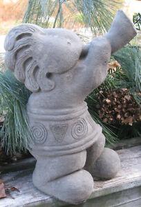 Image Is Loading Kokopelli Garden Statue