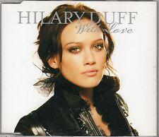 cd - HILARY DUFF WAKE UP WITH LOVE