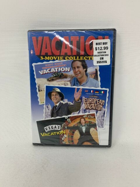National Lampoon's Vacation 3-Movie Collection [New DVD