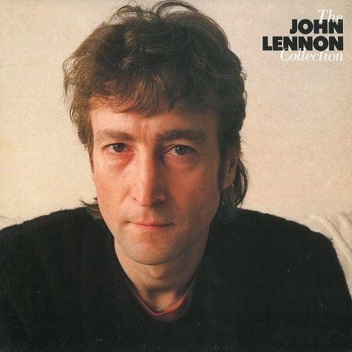 JOHN LENNON The John Lennon Collection Record LP Parlophone EMTV 37 1982 Orig.