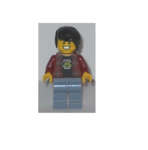 NEW LEGO Blacktron Fan FROM SET 70813 THE LEGO MOVIE tlm041