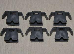 Lego-6-Perle-Gris-Fonce-Ninja-Chateau-Armure-de-Corps-pour-Chevaliers