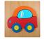 miniature 8 - Mignon Coloré en Bois Puzzle Baby Kids Toddler Jigsaw Animal À faire soi-même Learning Toy UK