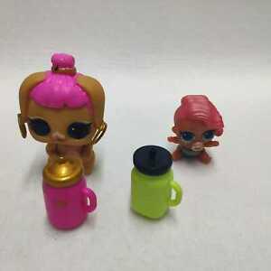 Color Changing Rare LOL Surprise Dolls Lil Sister Lil Pearl Mermaid Treasure
