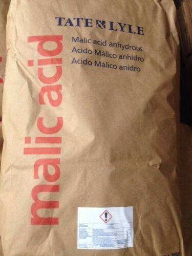Wine Brew Candy Food Beverage Food Grade SUPER PRICE MALIC ACID 50 LBS
