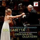 Cellokonzert Nr.1 op.107 (Sonate) von Sol Gabetta,Olga Kern (2012)