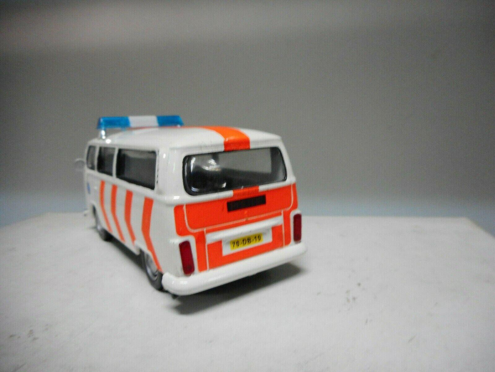 Volkswagen T2 Rukspolitie Police Of The World Deagostini