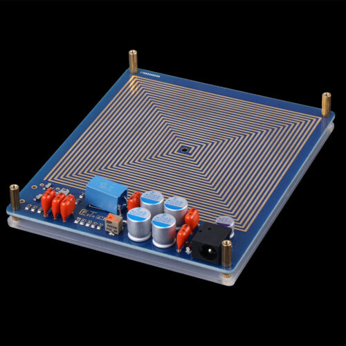Upgraded Version 7.83HZ Schumann Wave Ultra-low Frequency Pulse Generator 12V