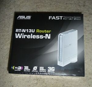 Asus RT-N13U B1 Wireless Router Driver for Windows