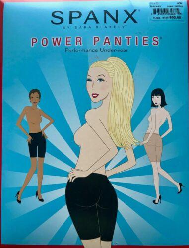 SPANX Power Panties Women/'s Slimproved Shaper NOT IN PACKAGE