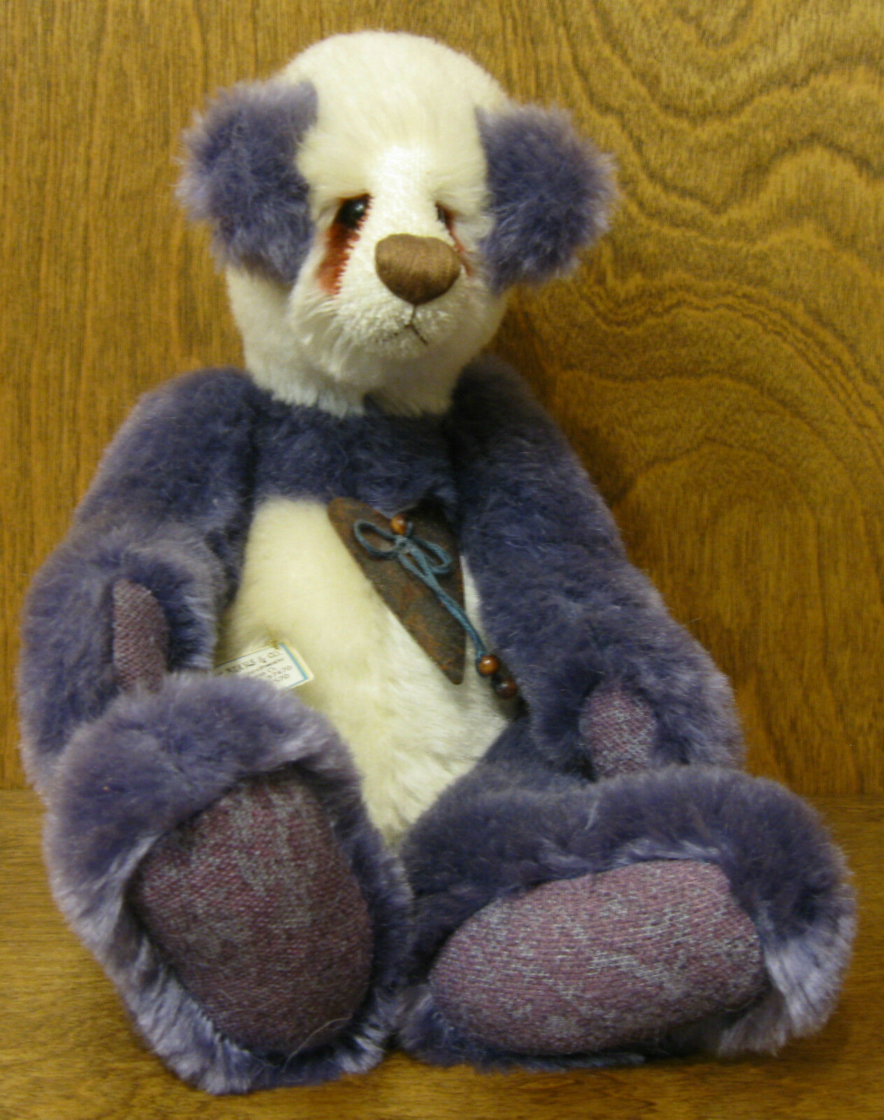 We Be Bears Blau BEARY, by Pricilla Crosthwaite 13  NEW from our Retail Store