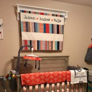 Wall-Hanging-Quilt-Rack-Tapestry-Display-Shelf-with-Quilt-Rod-and-Blanket-Rack