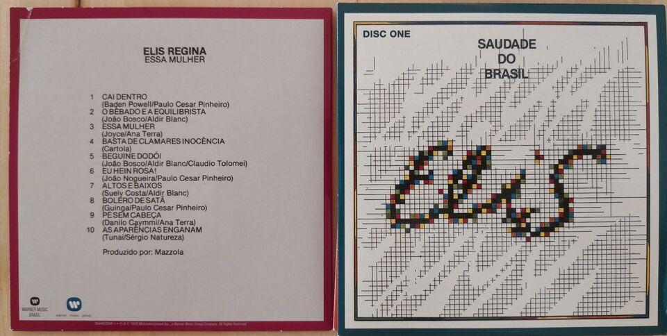 Elis Regina : Original Album Series, jazz
