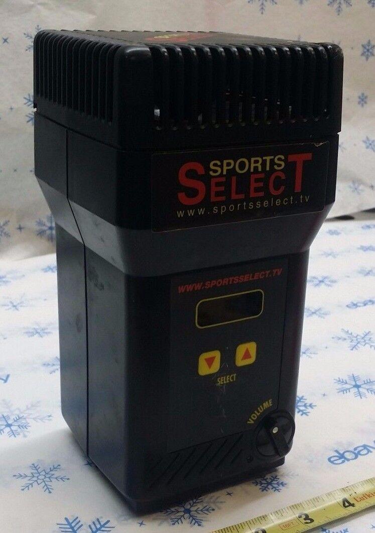 Altavoz de selección de Deportes SSRS 2 Table Top Top Top 900 MHz receptor  orden ahora disfrutar de gran descuento