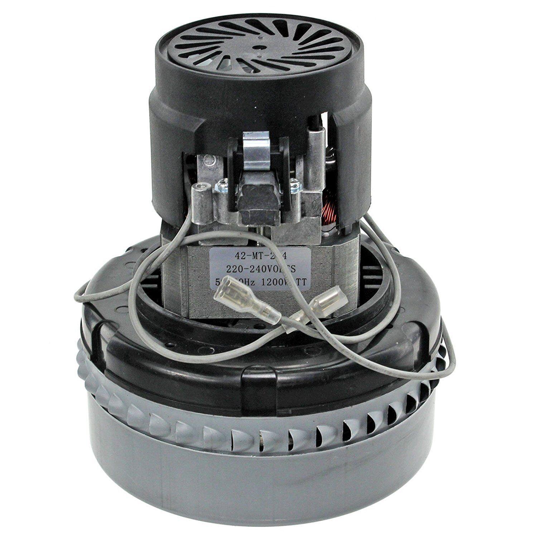 Numatic NTD750-2 B21004N BL21104 Wet & Dry 2 étape Motor 205424 B2-1004N