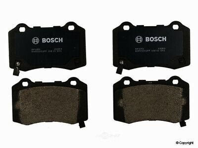 Bosch BP1053 QuietCast Premium Semi-Metallic Rear Disc Brake Pad Set