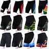MTB Mens Bike Short Trousers Cycling Wear Riding Tights Breathable Padded Shorts