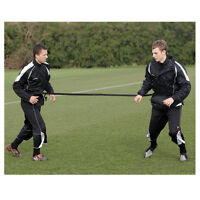 Precision Football Evasion Belt - Cheap Agility Trainer Velcro Belts