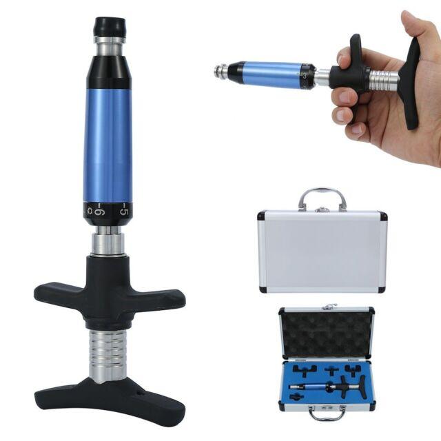 chiropractic adjustment tool portable instrument spine activator ...