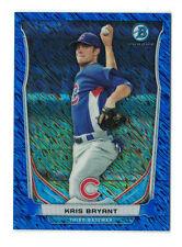 Kris Bryant 2014 Bowman Chrome Mini Top 5 #BM-CC2 BLUE #/250 Cubs ROTY MVP Champ