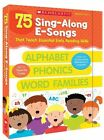 75 Sing-Along E-Songs That Teach Essential Early Reading Skills by Teddy Slater (Multiple copy pack, 2014)