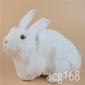 Simulation Rabbit Toy Plush Soft MINI Animal Stuffed Kid Birthday Christmas Gift