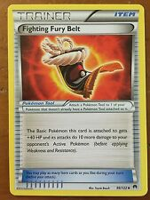 1 x NM Fighting Fury Belt 99//122 Uncommon BREAKpoint Pokemon TCG