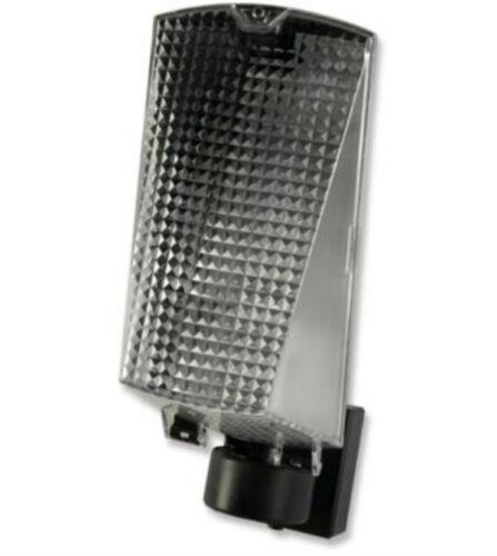 4 X TIMEGUARD SECURITY LANTERN BULKHEAD LOW ENERGY 20W IP45 GARDEN OUTSIDE LIGHT