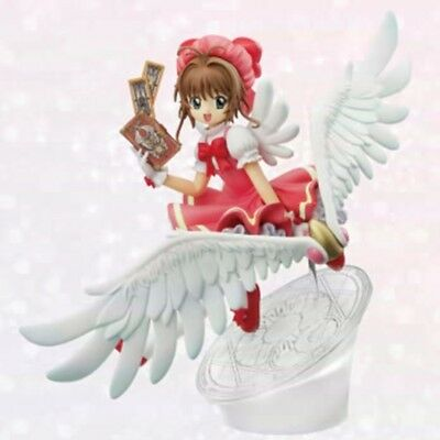 Japan Furyu Prize UFO Figure CLAMP Card Captor Sakura Kinomoto Sakura