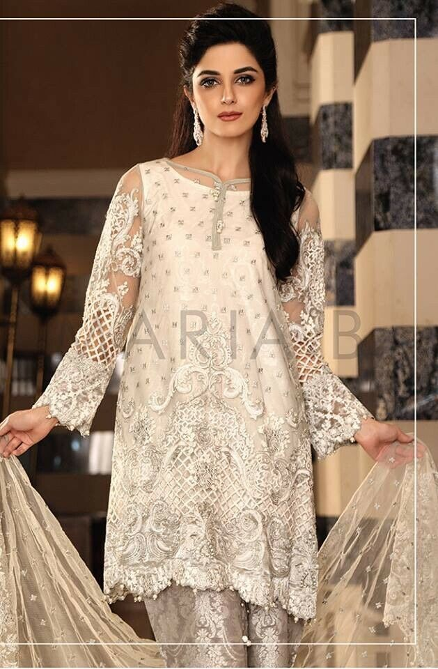 Maria B XL Party Salwar Kameez Suit Replica