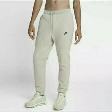 Decir la verdad Justicia Eslovenia  Nike Mens Tech Icon Sherpa Joggers Size XL Aq2769 072 Bone for sale online  | eBay