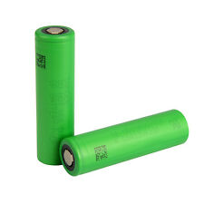 2pc Sony US18650VTC6 High Drain 3.7V 3000mAh rechargeable Li-ion battery(No PCM)