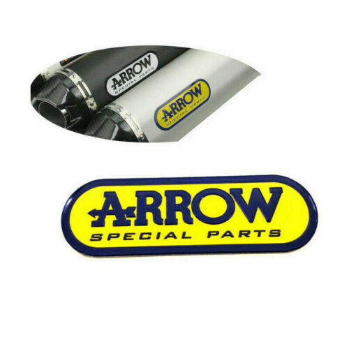 Motorcycle Exhaust Pipe Decal cool Personality Arrow Aluminium lover Sticker