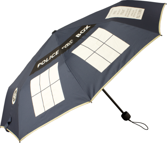 Doctor Who - TARDIS Umbrella-IKO0638