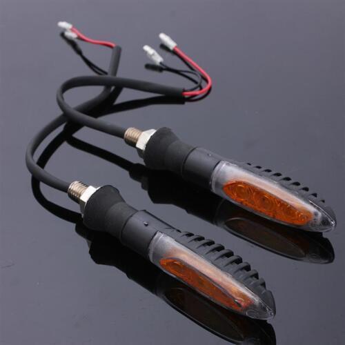 4X LED TURN TURN SIGNAL INDICATORS YAMAHA TY175E SR400 TT 400 C WR 400 F V80