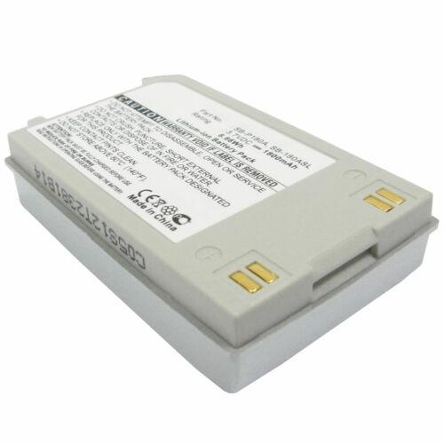 Batería para Samsung sc-m102 vp-m2200 vp-m2100 vp-x300 sc-m105 sc-mm11 1800mah