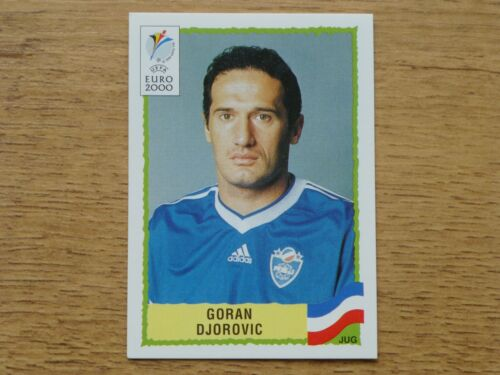 Badges//Teams//Players Panini Euro 2000 Stickers